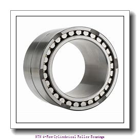 190 mm x 270 mm x 170 mm  NTN 4R3818  4-Row Cylindrical Roller Bearings