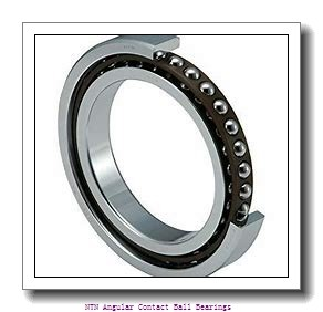 120 mm x 260 mm x 55 mm  NTN 7324B Angular Contact Ball Bearings