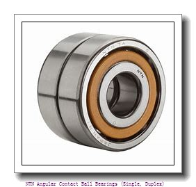 360,000 mm x 650,000 mm x 95,000 mm  NTN 7272 Angular Contact Ball Bearings (Single, Duplex)