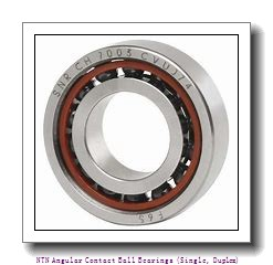 400,000 mm x 500,000 mm x 46,000 mm  NTN 7880 Angular Contact Ball Bearings (Single, Duplex)