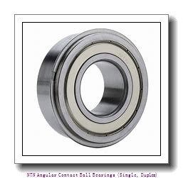180 mm x 380 mm x 75 mm  NTN 7336B Angular Contact Ball Bearings (Single, Duplex)