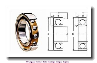 260,000 mm x 540,000 mm x 102,000 mm  NTN 7352 Angular Contact Ball Bearings (Single, Duplex)