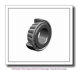NTN T-H242649D/H242610+A Double Row Tapered Roller Bearings (Inside Direction)