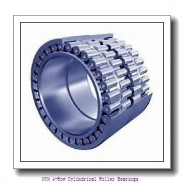 380,000 mm x 520,000 mm x 280,000 mm  NTN 4R7605 4-Row Cylindrical Roller Bearings