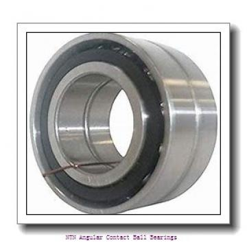 300,000 mm x 540,000 mm x 85,000 mm  NTN 7260 Angular Contact Ball Bearings