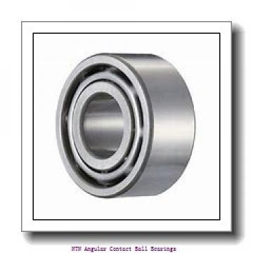 190 mm x 340 mm x 55 mm  NTN 7238 Angular Contact Ball Bearings