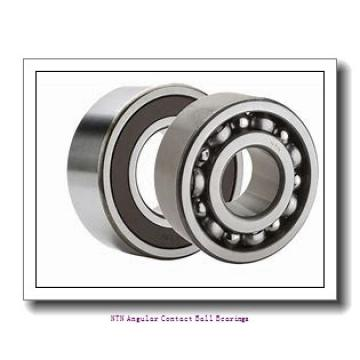 160 mm x 240 mm x 38 mm  NTN 7032 Angular Contact Ball Bearings