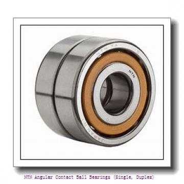 220,000 mm x 319,500 mm x 46,000 mm  NTN SF4438 Angular Contact Ball Bearings (Single, Duplex)