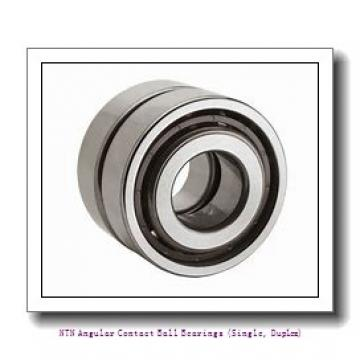 190 mm x 340 mm x 55 mm  NTN 7238B Angular Contact Ball Bearings (Single, Duplex)
