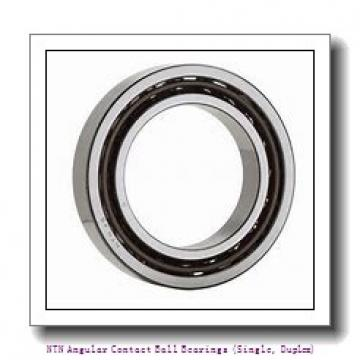 500,000 mm x 670,000 mm x 78,000 mm  NTN 79/500 Angular Contact Ball Bearings (Single, Duplex)