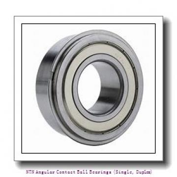360,000 mm x 440,000 mm x 38,000 mm  NTN 7872 Angular Contact Ball Bearings (Single, Duplex)