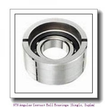160 mm x 340 mm x 68 mm  NTN 7332B Angular Contact Ball Bearings (Single, Duplex)