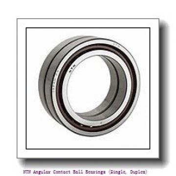 160,000 mm x 215,000 mm x 28,000 mm  NTN SF3208 Angular Contact Ball Bearings (Single, Duplex)