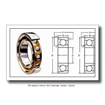 380,000 mm x 519,500 mm x 65,000 mm  NTN SF7603 Angular Contact Ball Bearings (Single, Duplex)