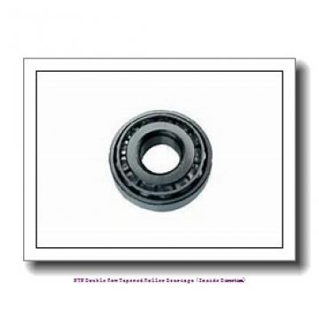 NTN T-HM259049D/HM259010+A Double Row Tapered Roller Bearings (Inside Direction)