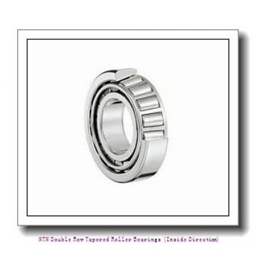 NTN CRD-8402 Double Row Tapered Roller Bearings (Inside Direction)