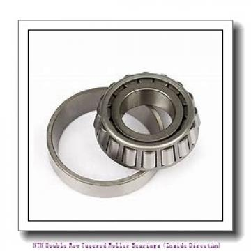 240 mm x 400 mm x 128 mm  NTN 323148 Double Row Tapered Roller Bearings (Inside Direction)