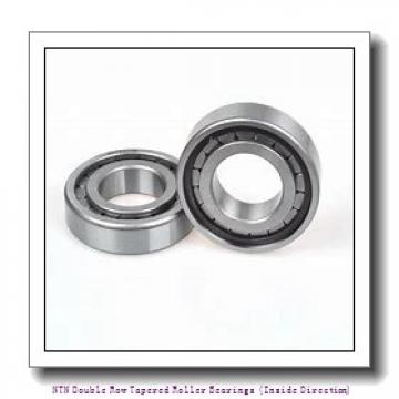 110 mm x 180 mm x 56 mm  NTN 323122 Double Row Tapered Roller Bearings (Inside Direction)