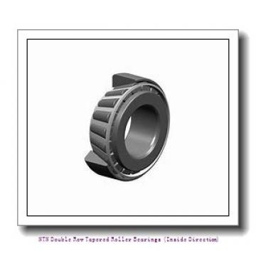 240 mm x 360 mm x 92 mm  NTN 323048E1 Double Row Tapered Roller Bearings (Inside Direction)