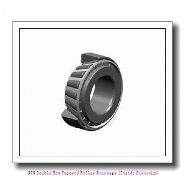 NTN LM761649D/LM761610+A Double Row Tapered Roller Bearings (Inside Direction) #1 image